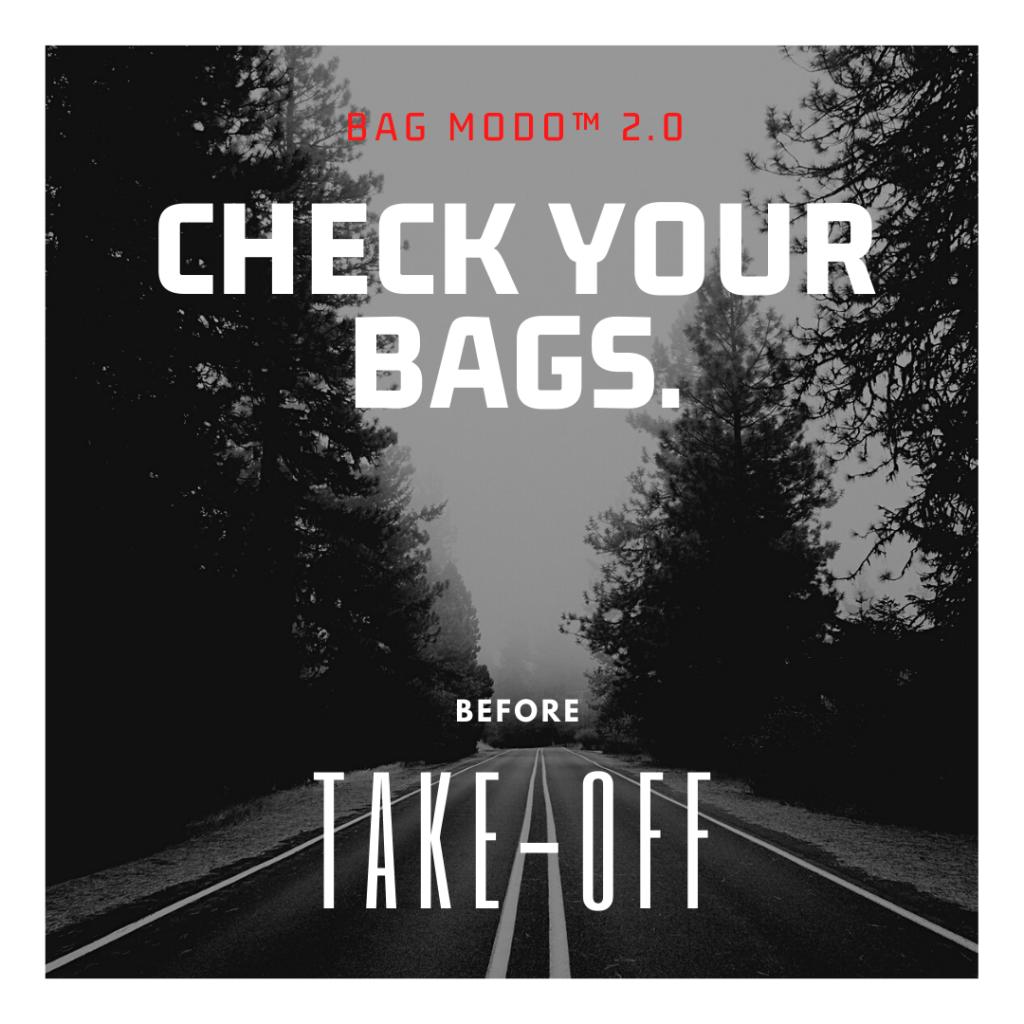 Bag Modo™ 2.0